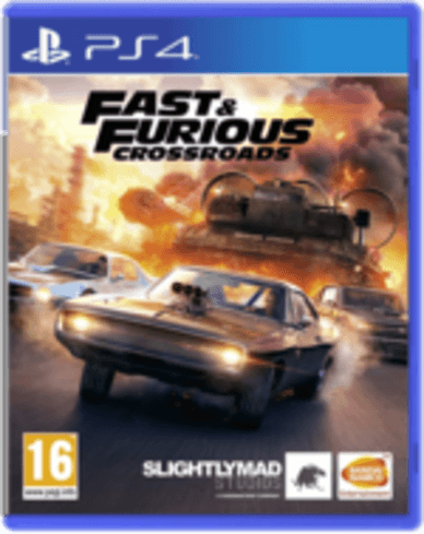 Fast & Furious Crossroads - PS4  - used