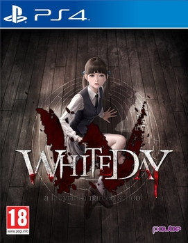 White Day: A Labyrinth Named School (PS4)‏ Used