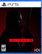 HITMAN 3 - Standard Edition (PS5)- USED