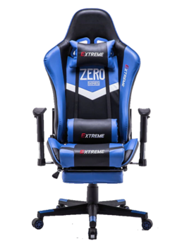 Extreme Zero Gaming Chair - Black \ Blue