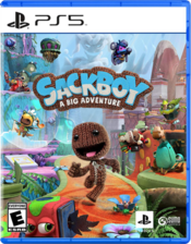 SACKBOY: A BIG ADVENTURE USED – PLAYSTATION 5