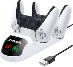 DOBE Charging Docking Station with light - PS5 Controller