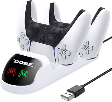 PS5 Controller Charging Docking Station -DOBE