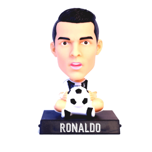 Ronaldo Juventus Bobble Head for Cars
