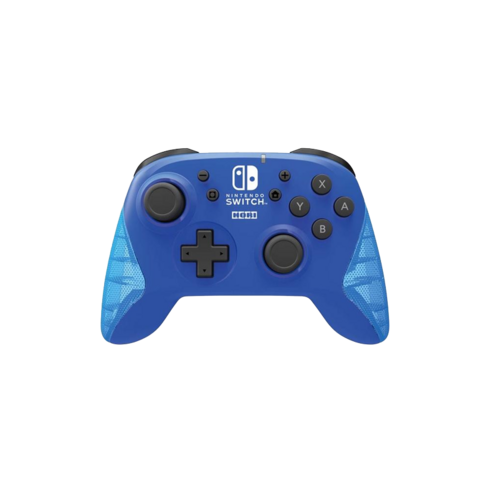 HORI Wireless blue Edition Rechargeable Controller -nintendo switch