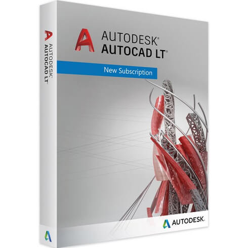 Autodesk Autocad LT 2021 1 Year Windows Software License CD Key