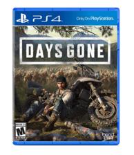 Days Gone English edition Used -PlayStation 4