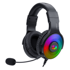 Redragon H350 Pandora RGB Wired Gaming Headset - for pc