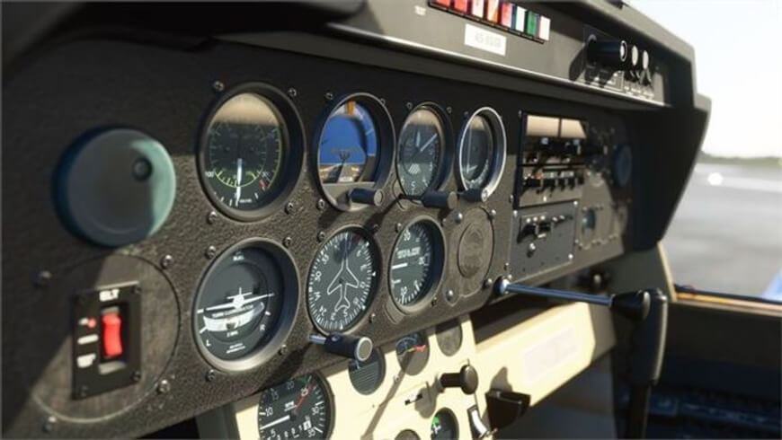 Microsoft Flight Simulator Windows 10 Store PC Code