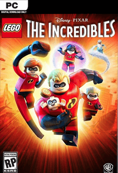 LEGO The Incredibles - PC Steam Code