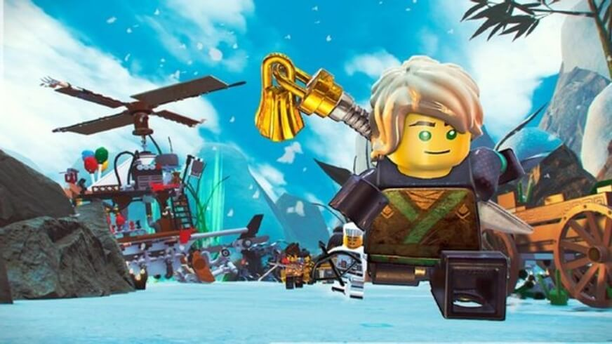 The LEGO Ninjago Movie Video Game - PC Steam Code