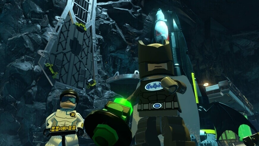 LEGO: Batman 3 - Beyond Gotham - PC Steam Code