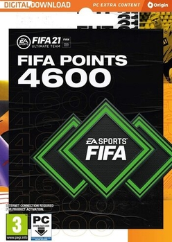 FIFA 21 - 4600 FUT Points Origin Key GLOBAL
