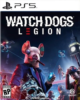 Watch Dogs Legion - PS5 USED