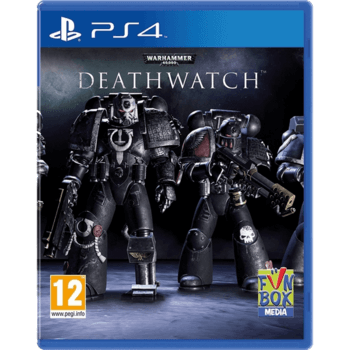 Warhammer 40,000 Deathwatch PS4 - USED