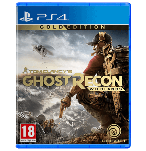 Tom Clancy's Ghost Recon Wildlands Gold Edition - PlayStation 4 USED