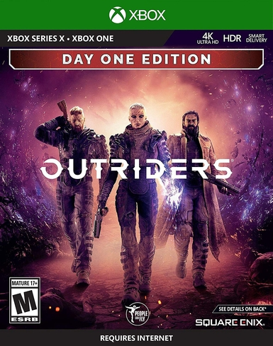 Outriders Day One Edition  - XBOX Series x