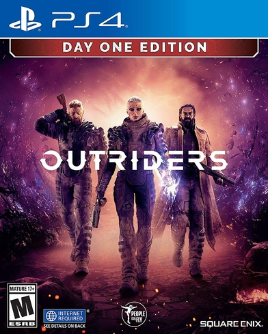Outriders Day one Edition- PS4