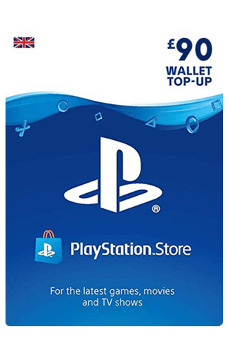 PSN CARD 90 [PSN Code - UK Account]