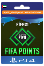 FIFA 21 Ultimate Team - 500 FIFA Points UAE