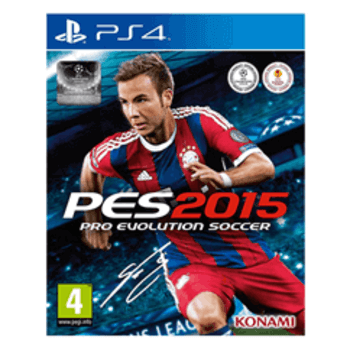 Pro Evolution Soccer 2015 - PES2015 (PS4)