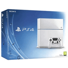 PlayStation 4 Standard White