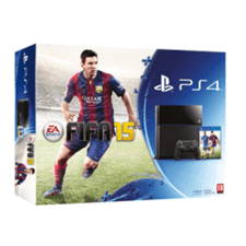 PS4 + FIFA 15 + 2 controller + PSN 3 Month