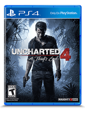 Uncharted thief's end ps4